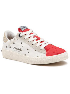 Pepe Jeans Pepe Jeans Сникърси Portobello Stars PGS30339 Бял