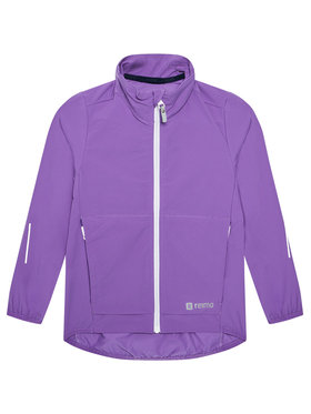 Reima Reima Geacă Mantereet 531489 Violet Regular Fit