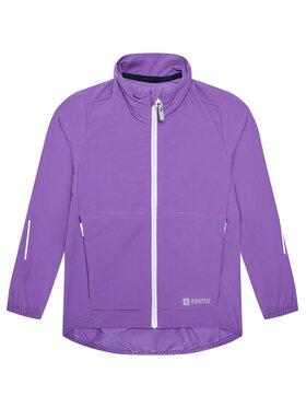 Reima Reima Преходно яке Mantereet 531489 Виолетов Regular Fit
