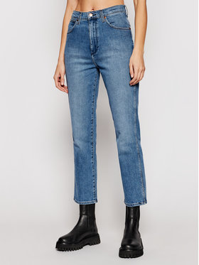 Wrangler Wrangler Jeans Wild West W2H2JX31A Blau Regular Fit
