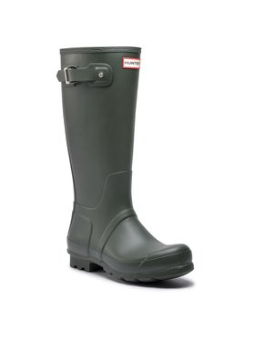 Hunter Hunter Guminiai batai Oryginal Tall MFT9000RMA Žalia