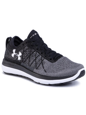 Under Armour Under Armour Batai Ua W Threadborne Fortis 1295768-001 Pilka