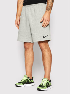 Nike Nike Спортни шорти Park CW6910 Сив Regular Fit