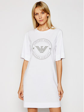 Emporio Armani Underwear Emporio Armani Underwear Camicia da notte 164456 1P255 00010 Bianco