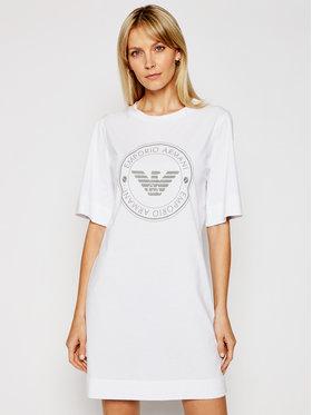 Emporio Armani Underwear Emporio Armani Underwear Chemise de nuit 164456 1P255 00010 Blanc
