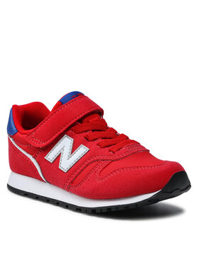 New Balance New Balance Sneakersy YV373WR2 Czerwony