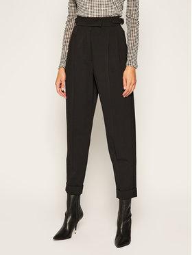 Sportmax Code Sportmax Code Pantalon en tissu Formia 71360406 Noir Regular Fit