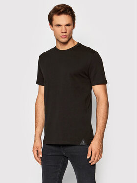 Outhorn Outhorn T-Shirt TSM600 Μαύρο Regular Fit