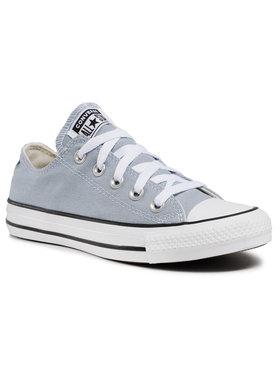 Converse Converse Ορειβατικά παπούτσια Ctas Ox Obsidian M 170466C Γκρι