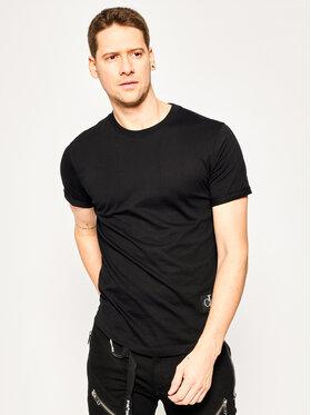 Calvin Klein Jeans Calvin Klein Jeans Tričko Essential J30J315319 Čierna Regular Fit
