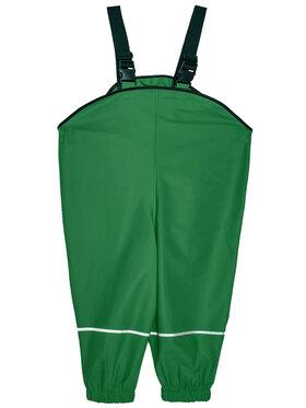 Playshoes Playshoes Spodnie przeciwdeszczowe 405424 M Zielony Regular Fit