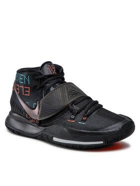 Nike Nike Boty Kyrie 6 BQ4630-006 Černá