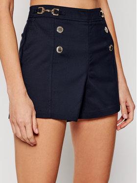 Morgan Morgan Bavlnené šortky 211-SHORTY Tmavomodrá Regular Fit