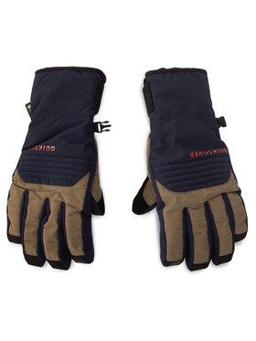 Quiksilver Quiksilver Ръкавици за ски GORE-TEX EQYHN03133 Тъмносин
