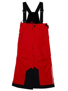 Reima Reima Spodnie narciarskie Wingon 532185 Czerwony Regular Fit