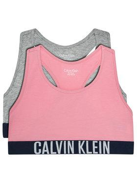 Calvin Klein Underwear Calvin Klein Underwear Komplektas: 2 liemenėlės Intense Power G80G800368 Spalvota