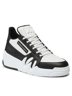 Giuseppe Zanotti Giuseppe Zanotti Sneakersy RS10008 007 Biela