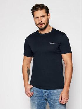 Armani Exchange Armani Exchange T-shirt 8NZT91 Z8H4Z 1510 Tamnoplava Regular Fit