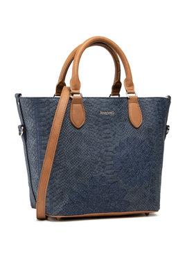 Desigual Desigual Τσάντα 21SAXP19 Σκούρο μπλε