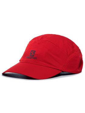 Salomon Salomon Kepurė su snapeliu Xa Cap C13205 21 G0 Raudona