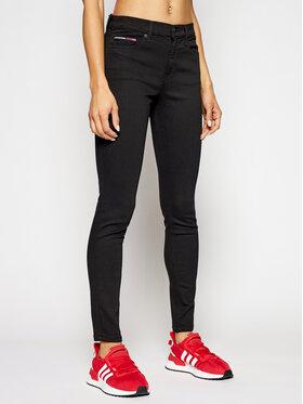 Tommy Jeans Tommy Jeans Jeansy Nora DW0DW09216 Czarny Skinny Fit