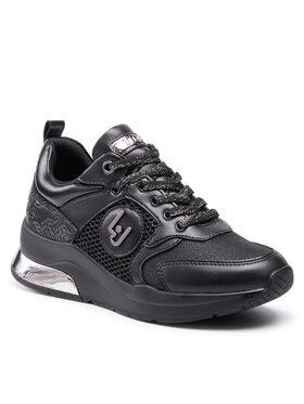 Liu Jo Liu Jo Sneakers Karlie 52 BF1013 EX030 Noir