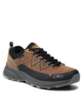 CMP CMP Trekkingi Kaleepso Low Hiking Shoe Wp 31Q4907 Brązowy