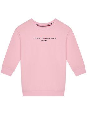 TOMMY HILFIGER TOMMY HILFIGER Hétköznapi ruha Essential KG0KG05449 D Rózsaszín Regular Fit
