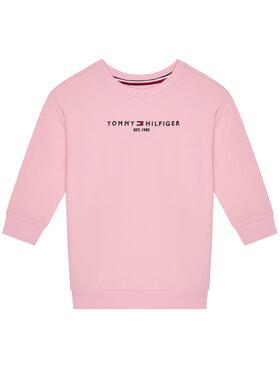TOMMY HILFIGER TOMMY HILFIGER Každodenní šaty Essential KG0KG05449 D Růžová Regular Fit