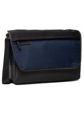 Strellson Strellson Чанта за лаптоп Messenger 4010002914 Тъмносин