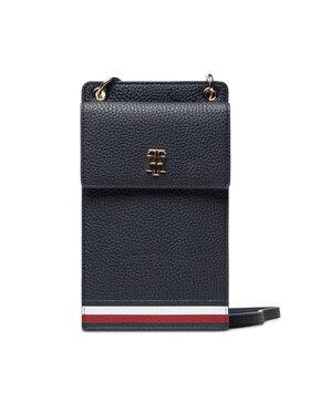 Tommy Hilfiger Tommy Hilfiger Handtasche Th Element Phone Wallet Corp AW0AW10542 Dunkelblau