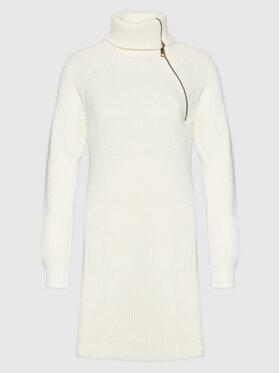 Liu Jo Liu Jo Úpletové šaty WF1423 MA51I Béžová Regular Fit