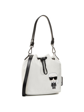 KARL LAGERFELD KARL LAGERFELD Handtasche 205W3017 Weiß