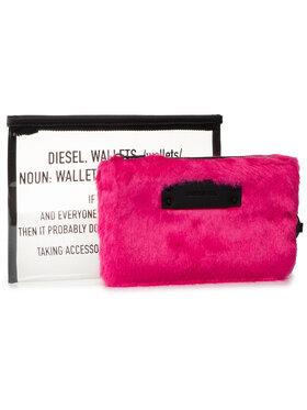 Diesel Diesel Kozmetická taštička Brelinda X06772 P3183 Ružová