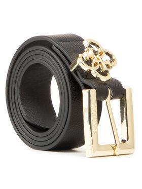 Guess Guess Moteriškas Diržas Not Coordinated Belts BW7408 P0430 Juoda