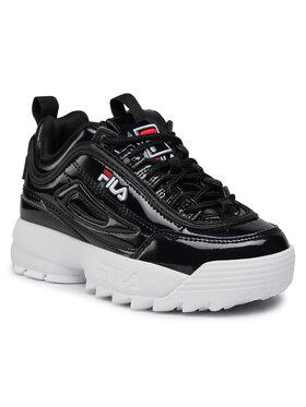 Fila Fila Sneakersy Disruptor F Kids 1011081.16Y Czarny