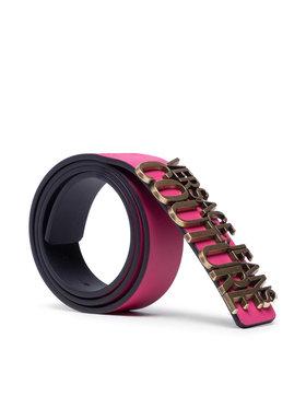 Versace Jeans Couture Versace Jeans Couture Жіночий ремінь 71VA6F09 Рожевий