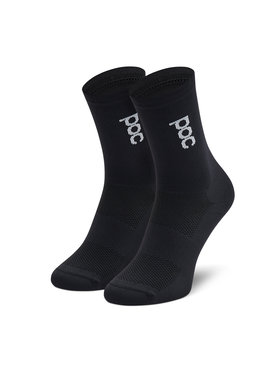 POC POC Ponožky Vysoké Unisex Soleus Litetolg 651411002 Čierna