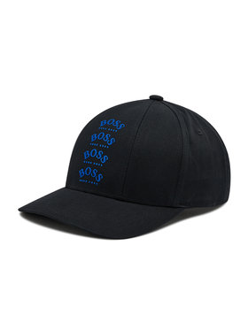 Boss Boss Cappellino Cap-Multilogo 50443602 Nero