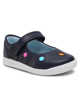 Clarks Clarks Pantofi Emery Dot T 261505128 Bleumarin