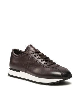 Fabi Fabi Sneakersy FU0191A Brązowy