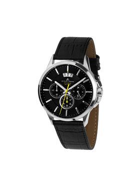 Jacques Lemans Jacques Lemans Часовник 1-1542A Черен