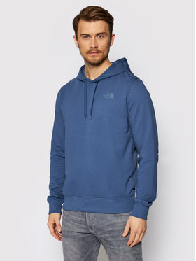 The North Face The North Face Bluza M Seasonal Drew Peak NF0A2S57WC41 Granatowy Regular Fit