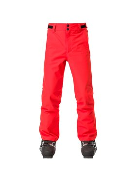 Rossignol Rossignol Pantaloni de schi RLIYP03 Roșu Regular Fit