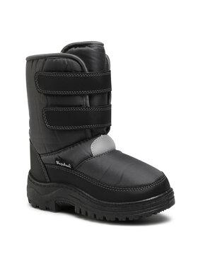 Playshoes Playshoes Bottes de neige 193010 Gris