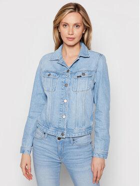 Lee Lee Giacca di jeans Rider L54MGABV Blu Regular Fit
