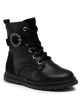 Primigi Primigi Outdoorová obuv 6440622 M Čierna