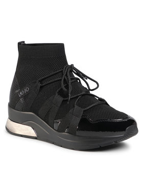 Liu Jo Liu Jo Sneakers Karlie 105 4F0783 TX140 Negru