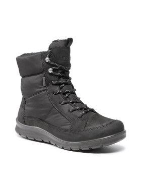 ECCO ECCO Sniego batai Babett Boot GORE-TEX 215553 51052 Juoda