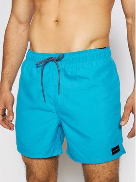 Rip Curl Rip Curl Plavecké šortky Offset 15 Volley CBOLQ4 Modrá Regular Fit